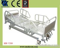 Manual bed with five functions(ICU bed)