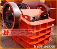 Jaw crusher in China