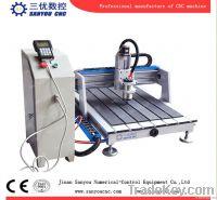 Advertising CNC Engraving Machine (SY-R-6090)