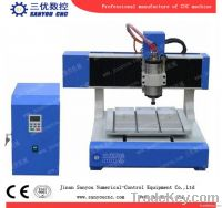 Advertising CNC Engraving Machine (SY-R-6090)