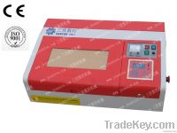Desktop Laser Engraving/ Cutting Machine (SY-40)