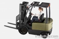 1.5-5.0 ton 4 Wheel Electric Forklift