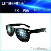 PC frame fireworks glasses for party and night club