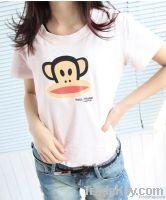 Printed short-sleeve T-shirt