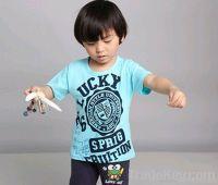Summer children t-shirt