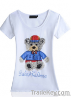 wholesale women t shirts printing