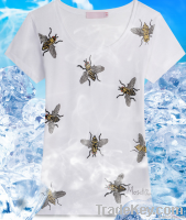 latest summer printing women t shirts