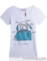 2014 promotion wholesale women t shirts
