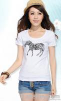 beautiful design hot sell t shirts