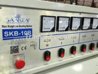 SKB-10B Straight Line Small Glass Beveling Machine