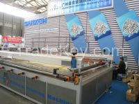 Automatic Silk Screen Printer Glass Printing Machine