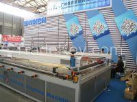 Automatic Silk Screen Printer Glass Printing Machine