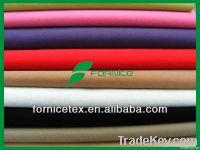 plain flocking fabric for sofa