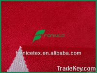polyester micro velboa fabric sofa bonded TC