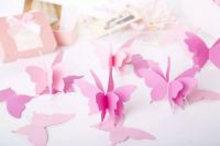 party and wedding paper decorations