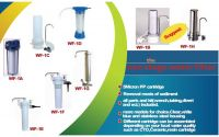 water filter-one stage