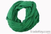 Fashion knit neck warmer