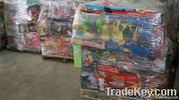 Toys-R-Us Truck Loads