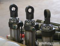 Double Acting Oleodynamic Cylinders - Hydraulic cylinder