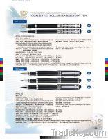 ballpen /fountain pen