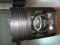 160~500mm bore piston for the marine engine&genarator sets