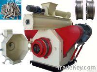 Wood pellet making machine mill
