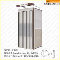 SD015 New Design Granite Stone Display Stand Rack