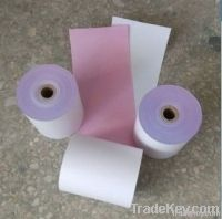 2ply carbonless paper roll