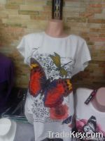 ladies t-shirt, tunic and Blouses