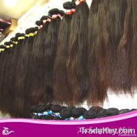 100% virgin human hair weft