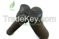 Long burned Mangrove wood charcoal best choice for hookah shisha