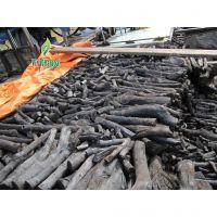 Longan Wood Charcoal 100% green source: long burning, white ash, high calorific & more
