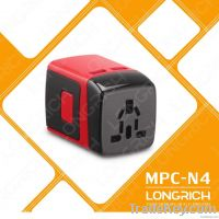 LONGRICH New Power travel charger ac adapter using for 150 countries