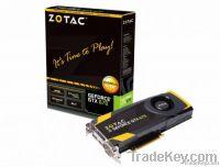 ZOTAC NVIDIA GeForce GTX 670 GTX670 Desktop Graphics Video Card