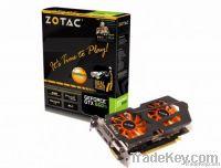 ZOTAC NVIDIA GeForce GTX 660 TI GTX660 TI Desktop Graphics Video Card