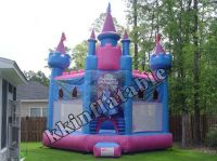 Inflatable castle