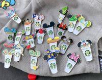 Disney Card pins