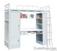 metal student bunk bed