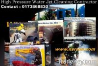 Vessel Cleaning, Tank Cleaning, Pipe Cleaning