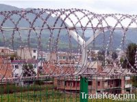 Galvanized, PVC , Barbed  mesh
