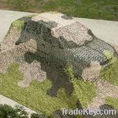 Military Woodland Optical camouflage net