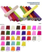 Crepe Paper(use for decoration)