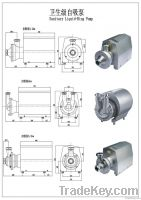 304_316_Self-priming Pump_Suction Pump_fluid equipment