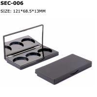 Wholesale cosmetic case for eyeshadow packaging