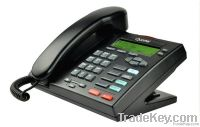 Dual Lines SIP VOIP Business Phone with Display (Q710F)