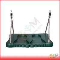 Metal swing accessory footprint stand board swing