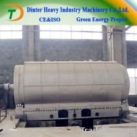 2013 new design S style crude oil extraction machine
