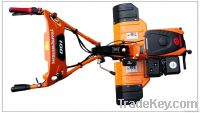 Garden cultivator with CE