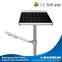AE4 High Power LED Solar Street Lights with Lithium Battery