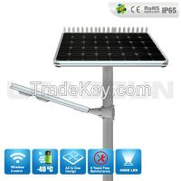 2015 Applied in More than 50 Countries 3 years Warranty Products CE ROHS IEC Certificated led Outdoor Solar Street Light